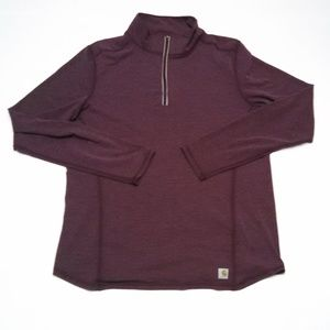 Carhartt Force 1/4 Zip Shirt Pullover Size Large